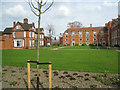 TL4458 : New student accommodation - Selwyn College by Sandy B