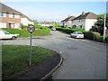 SJ3033 : Cornwall Avenue and Trewern Avenue by John Firth