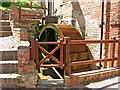 SO7263 : Shelsley Watermill (3) - waterwheel, Shelsley Walsh by L S Wilson