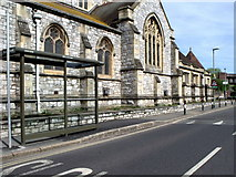 SX9192 : Emmanuel Church, St. Thomas, Exeter by nick macneill