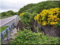 NG6126 : Bridges over Allt Feàrna by Richard Dorrell