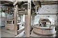 SO3659 : Staunton Mill -machinery by Chris Allen