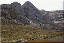 NG8145 : A' Chioch, Beinn Bhan by Jim Barton