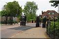 TQ2174 : Roehampton Gate by Bill Boaden