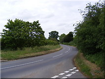 TM2956 : B1078 Border Cot Lane by Adrian Cable