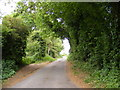 TM2956 : Valley Road, Wickham Market by Adrian Cable