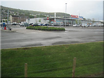 NS3174 : New Tesco Extra store at Port Glasgow by John Firth