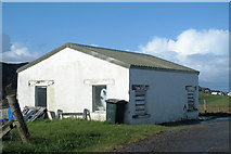 NR3795 : Old Telephone Exchange, Upper Kilchattan, Colonsay by Tom Richardson