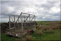 NZ7714 : Ladder Trap by Mick Garratt