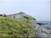 SY6878 : Nothe Fort, Weymouth by Stefan Czapski