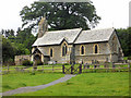 SO3678 : Hopton Castle church - not as old as it looks by Row17
