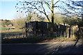 TG1101 : Viewing platform off Cemetery Lane, Wymondham by Glen Denny
