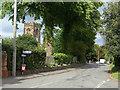 SP1798 : Church Lane, Middleton by Alan Murray-Rust