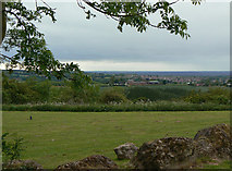 SK4023 : View from Breedon Priory by Alan Murray-Rust