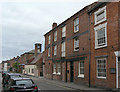 SK3825 : The Old Bakehouse, Potter Street by Alan Murray-Rust