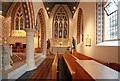 TQ2477 : St Thomas of Canterbury, Rylston Road, Fulham - South aisle by John Salmon