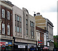 SP0198 : Former Woolworth's Building, Walsall.  by Gordon Cragg