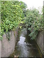 TQ4172 : The Quaggy River north of Marvels Lane, SE12 (4) by Mike Quinn