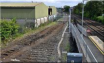 J3272 : New train maintenance depot, Belfast (3) by Albert Bridge