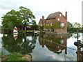 SO9946 : Cropthorne Mill by Chris Allen
