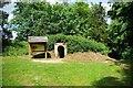 TL7604 : Danbury Ice House by Glyn Baker