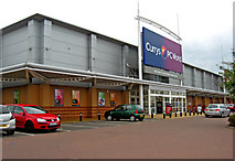 SO8276 : Currys & P C World, Carpet Trades Way, Crossley Retail Park, Kidderminster by P L Chadwick