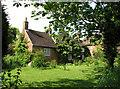 SK5141 : Strelley: Grange Cottage by John Sutton