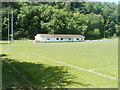 SO3700 : Usk RFC clubhouse by Jaggery