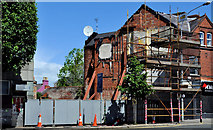 J3272 : Development site, Lisburn Road/Tate's Avenue, Belfast (4) by Albert Bridge