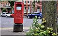 J3372 : Pillar box, Belfast by Albert Bridge