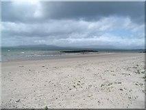 NM8632 : Ganavan Sands by Euan Nelson
