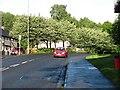 NS8694 : Alloa Road, Tullibody by Richard Webb