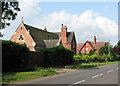 SK5141 : Strelley: the former village school by John Sutton