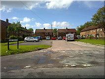 SD9311 : Elm Grove, Newhey by Steven Haslington