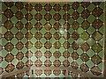 ST5071 : Tiles, gazebo, Tyntesfield by Derek Harper