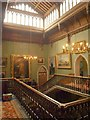 ST5071 : Stairwell, Tyntesfield House by Derek Harper