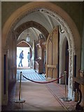 ST5071 : Hallway, Tyntesfield House by Derek Harper
