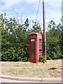 TM3755 : Tunstall Common Telephone Box by Adrian Cable