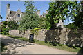 SU2598 : Kelmscott Manor by Philip Halling