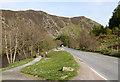 NN8831 : A822 in Sma' Glen by Martin Addison