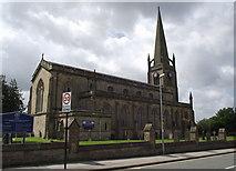 SD6801 : St. George's Church, Tyldesley by Philip Platt
