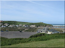 SS2006 : Tower on Compass Point, Bude by Alex McGregor