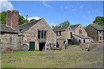 SK3281 : Abbeydale Industrial Hamlet by Ashley Dace