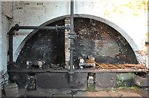 SK3281 : Abbeydale Industrial Hamlet - Forge by Ashley Dace