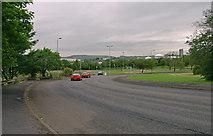 NS5170 : Slip Road at Great Western Road by wfmillar