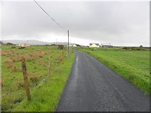 B8326 : Road at Stranabrooey by Kenneth  Allen