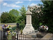 SE7811 : The War Memorial, Ealand by Ian S