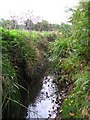 TQ4468 : The Kyd Brook south of Tongs Farm (5) by Mike Quinn