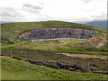 SH7683 : The Bishop's Quarry, Great Orme by David Dixon