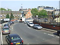 TQ3179 : Waterloo Station access road by Malc McDonald